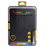 BASEUS Think Thank Case Apple iPad Air [LTAPIPAD5-TK01] - Black - Casing Tablet / Case